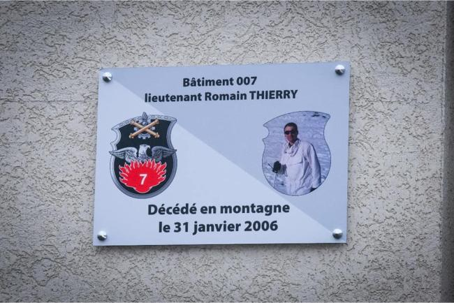 Plaque LTN THIERRY 1bis
